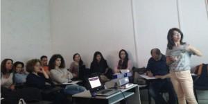 Aristotle University of Thessaloniki presents project Re.Cri.Re