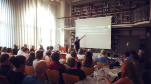 Disseminating RE.CRI.RE in Germany – First Working Seminars at the Ludwig-Maximilians-University in Munich – 19th of July 2017