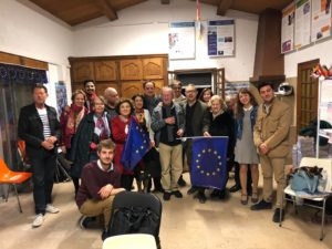 "Re.Cri.Re Dissemination Local Seminar ""Did the crisis change the representation of European Societies and identities?"" – Aix-en-Provence, France 6 April 2018"